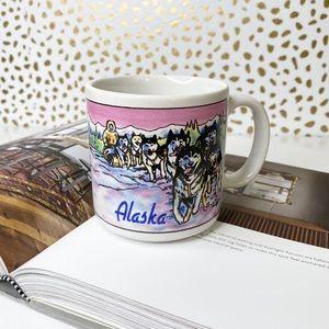 Vintage Alaska Coffee Mug